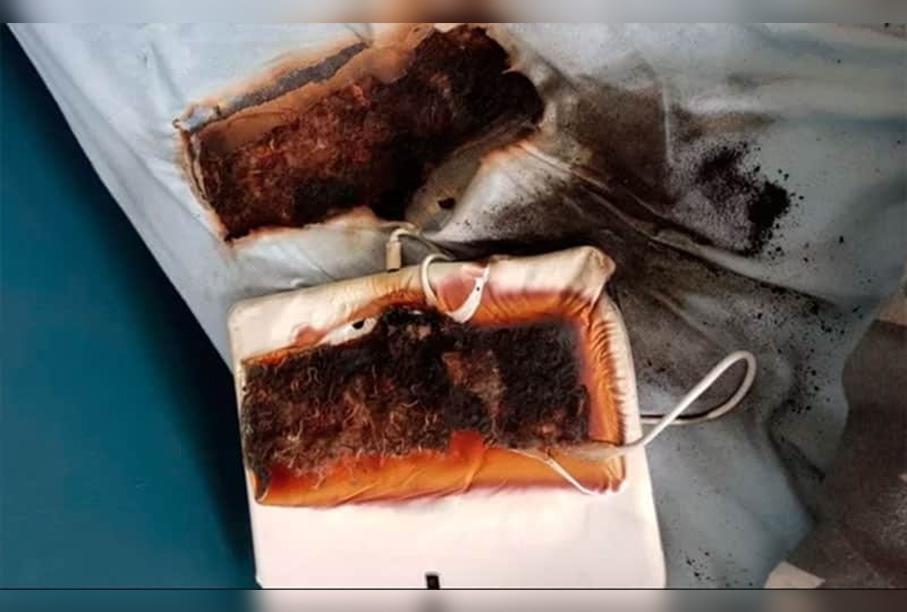 Dos hermanitos murieron calcinados tras incendiarse la Tablet