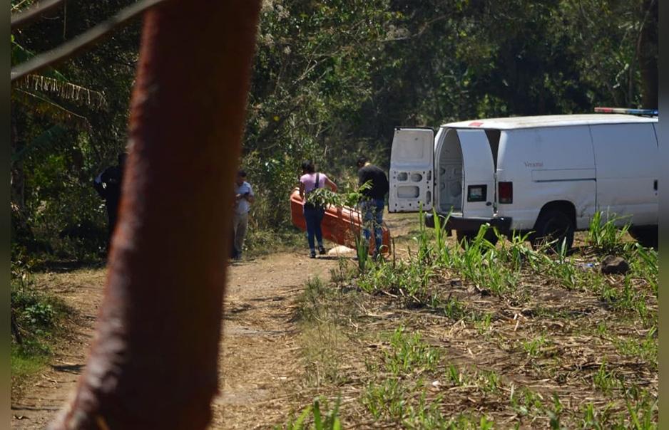 El cuerpo de un hombre fue hallado en un paraje cercano