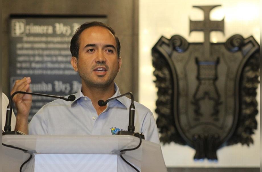 alcalde Fernando Yunes Márquez