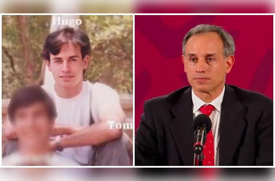 Conoce usted el pasado de Hugo López-Gatell