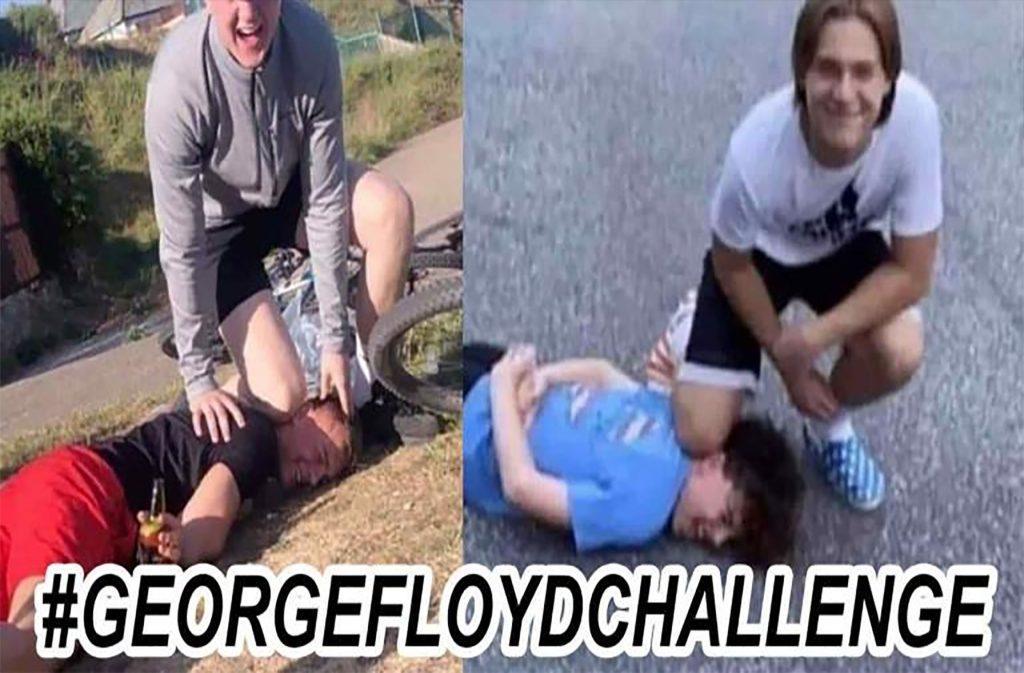 #GeorgeFloydChallenge