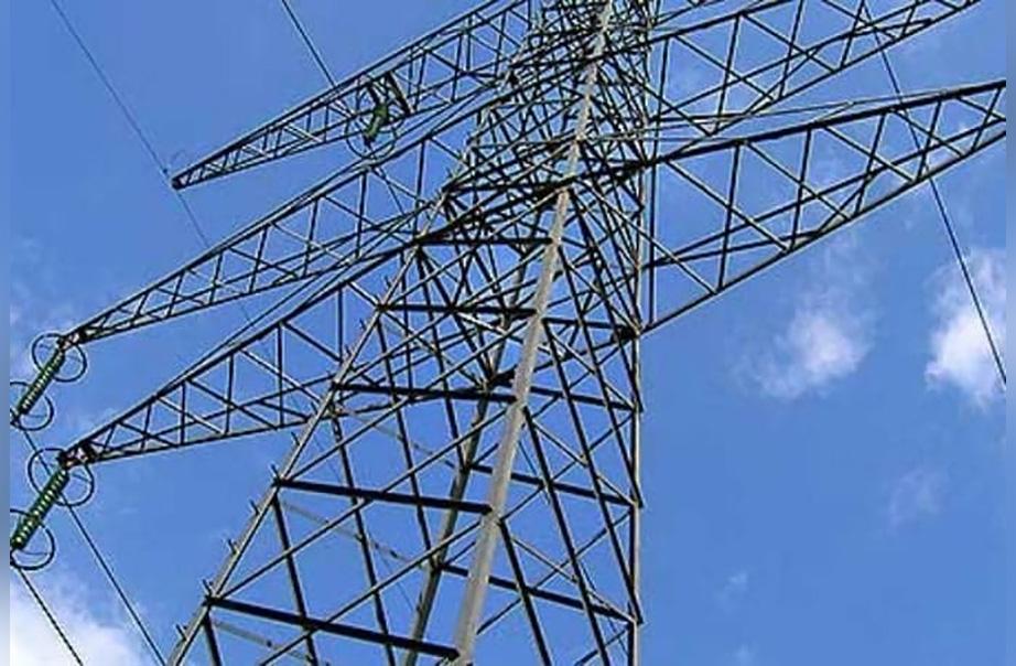 Las torres de alta tensión de la Comisión Federal de Electricidad
