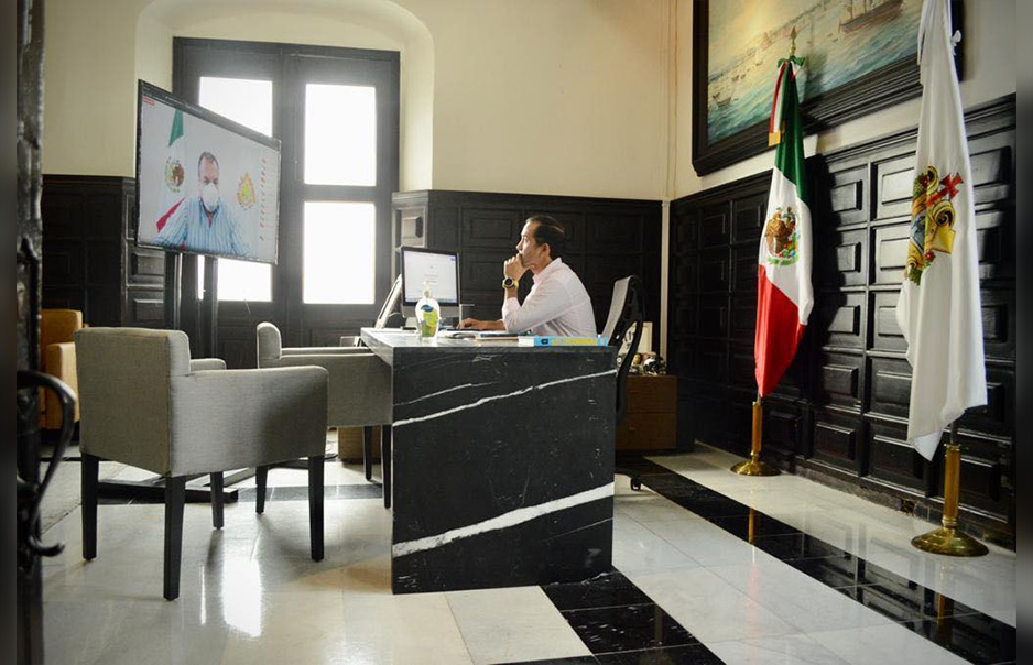 Participa Presidente Municipal Fernando Yunes Márquez