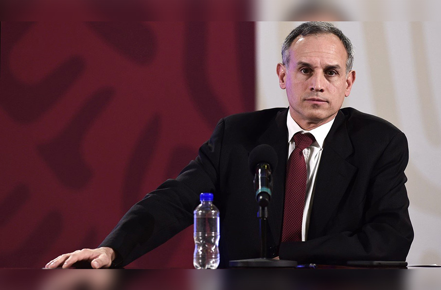 Si López-Gatell pronostica 35 mil muertos por Covid