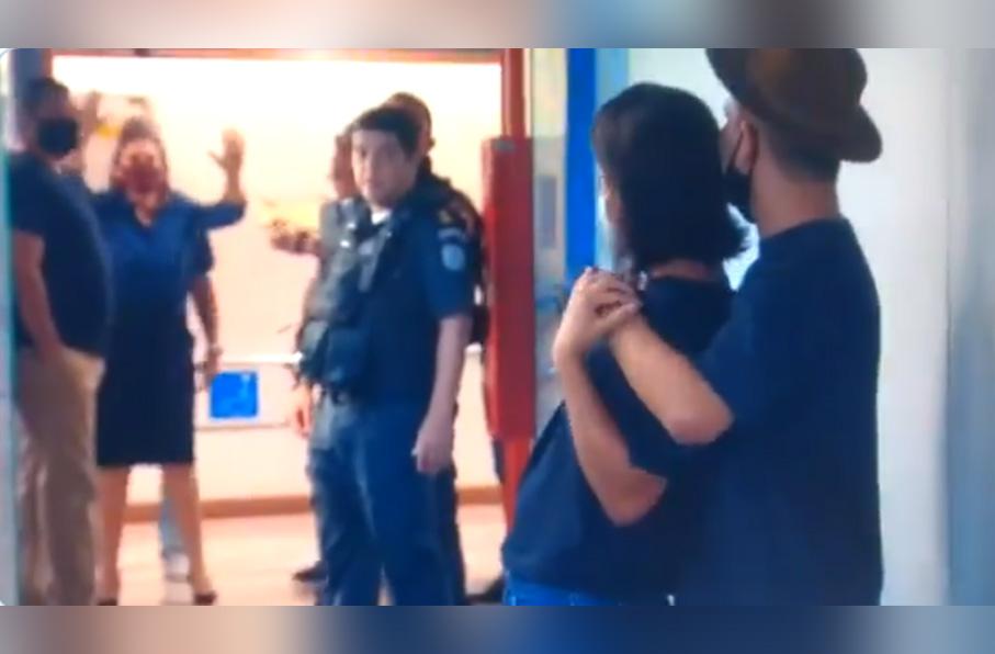 Sujeto entra a las instalaciones de TV Globo toma de rehén a una conductora