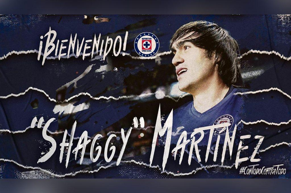 Shaggy Martínez