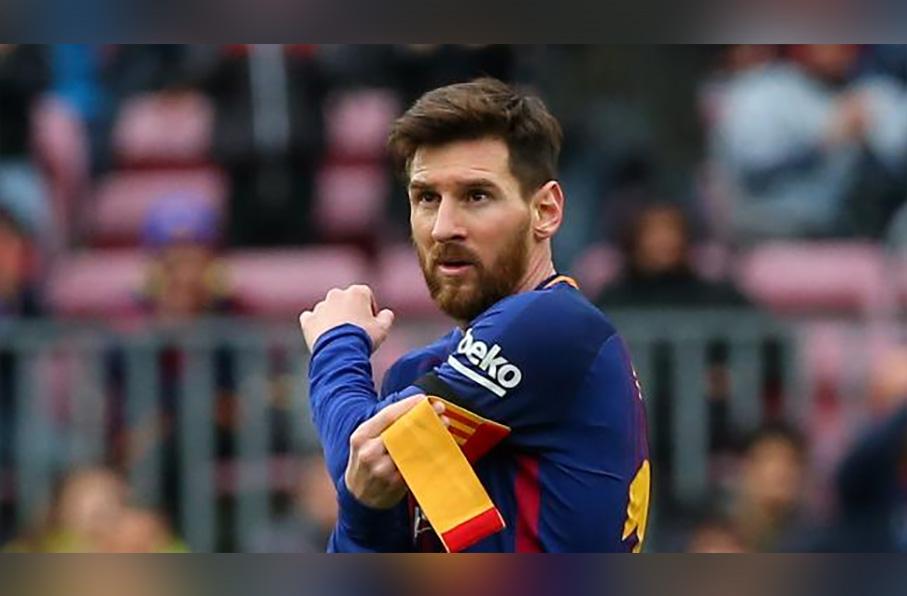 Hacen burla por goliza de 8-2 al Barcelona