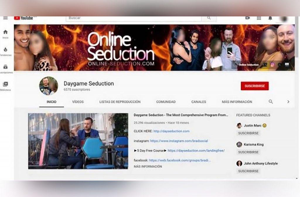 Online Seduction