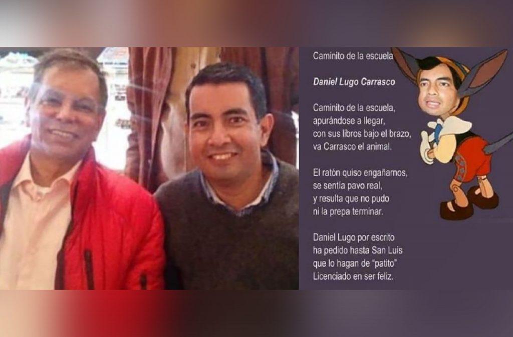 Daniel Lugo Carrasco