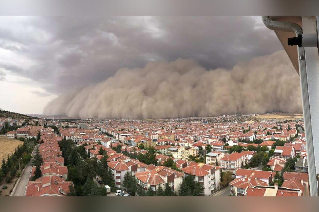 Tormenta de arena