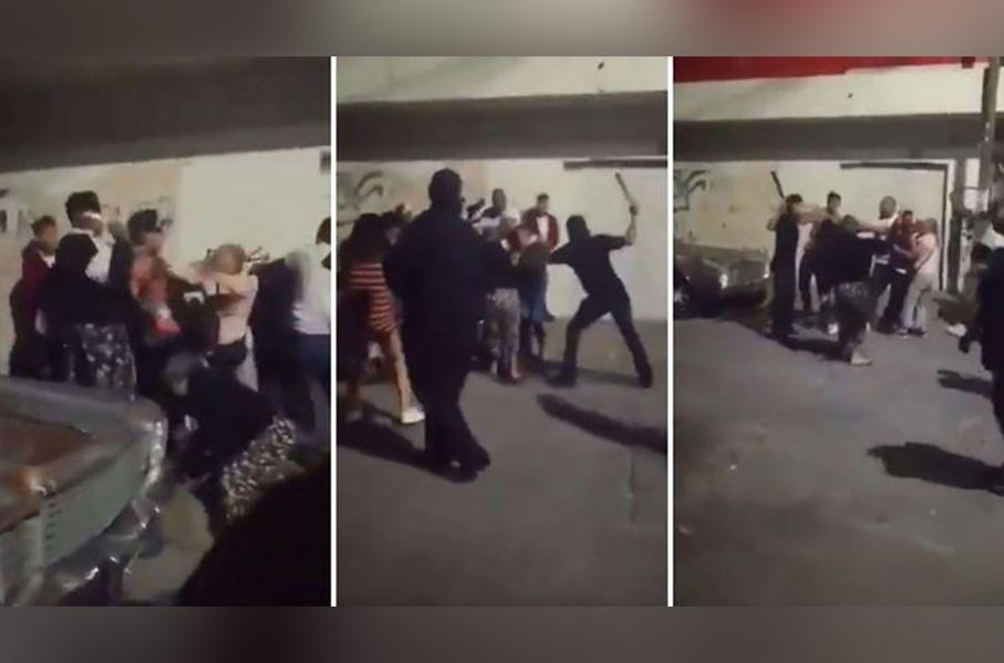 En Aguascalientes pandilleros atacan a mujeres con cuchillos y machetes