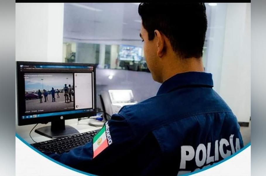 La policía cibernética manda alerta por extorsiones con imágenes sexuales