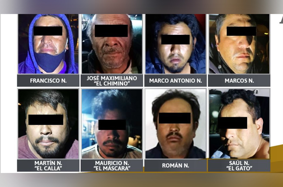 Estos son los principales responsables del linchamiento