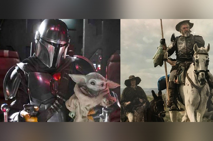 Mandalorian y Don Quijote una serie galáctica que recupera los clásicos