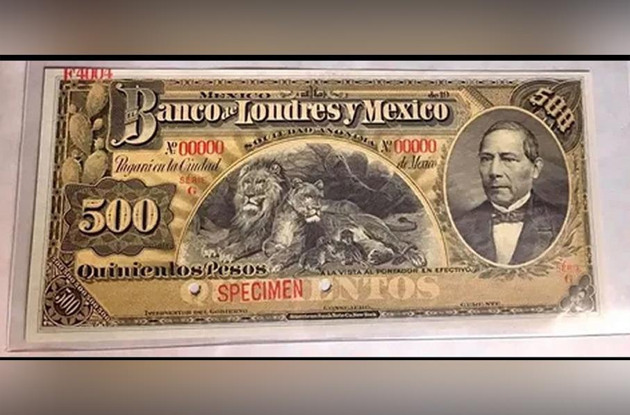 Se dan a conocer las páginas donde se puede vender los billetes valiosos