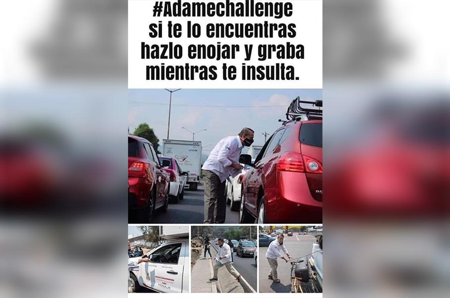 #AdameChallenge