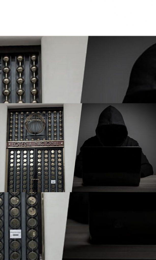 Hachers roban información de la Lotería Nacional
