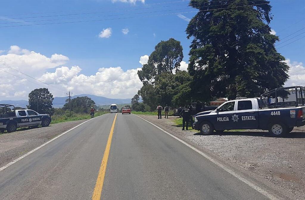 Estos son los estremecedores audios de los oficiales asesinados en una emboscada en Michoacán