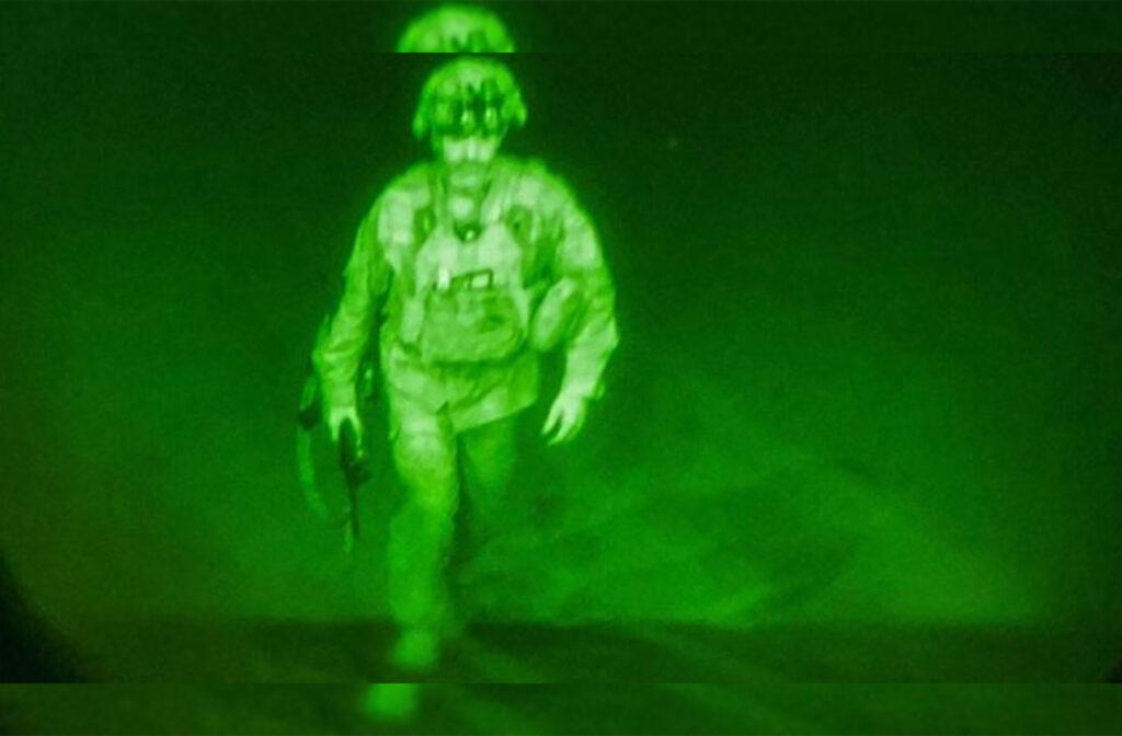 ¡Histórico! Primer día después de dos décadas sin soldados estadounidenses en las tierras de Afganistán