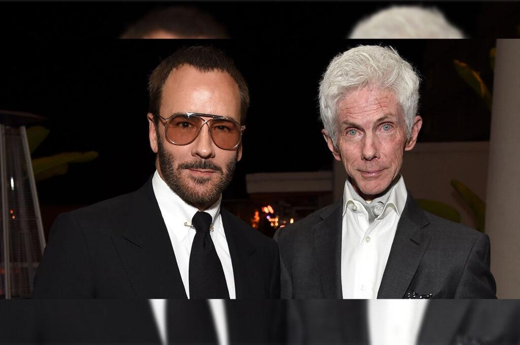 Falleció a los 72 años Richard Buckley, el editor de moda y esposo del diseñador Tom Ford