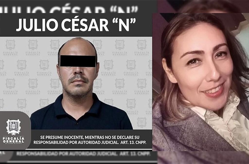 """Catedrático de la UAN es procesado por """"homicidio"""". La maestra de secundaria Eréndira Mireya fue su víctima"""